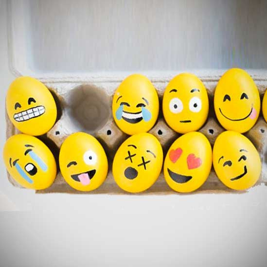 Emoji Easter Eggs - OddGifts.com