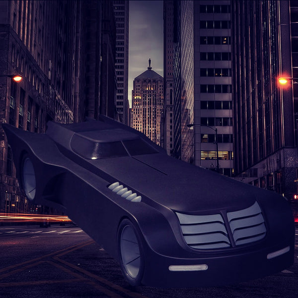 Animated Series Batmobile
