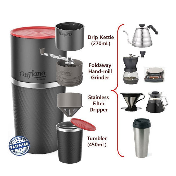 Coffee Maker Grinder - OddGifts.com