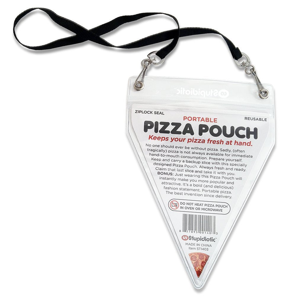 Portable Pizza Pouch - OddGifts.com