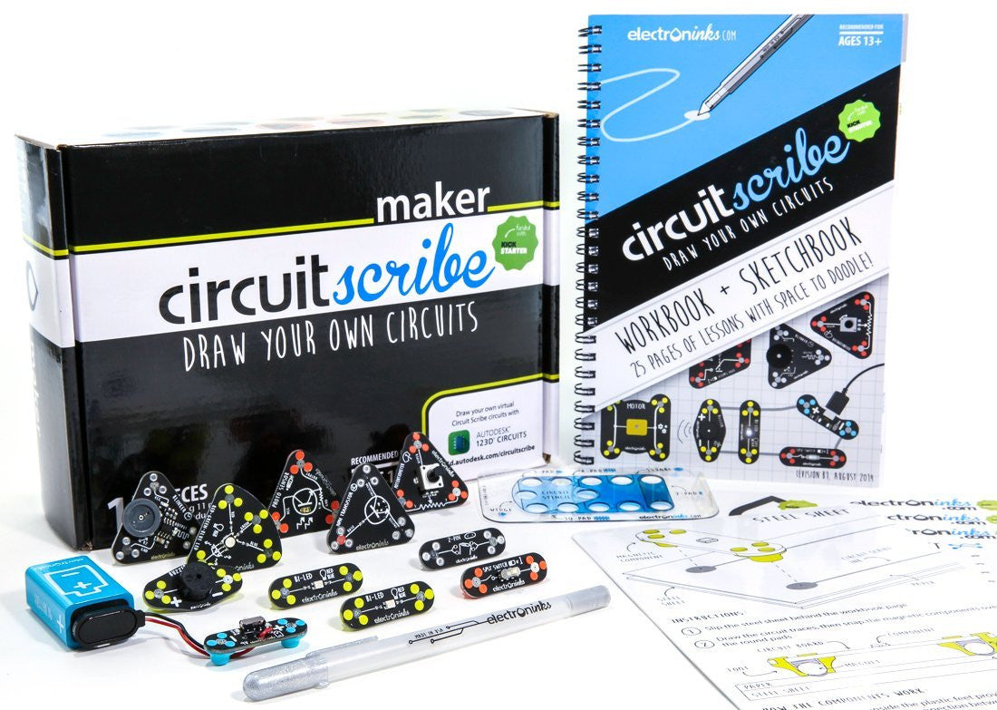 Draw Your Own Circuit - OddGifts.com