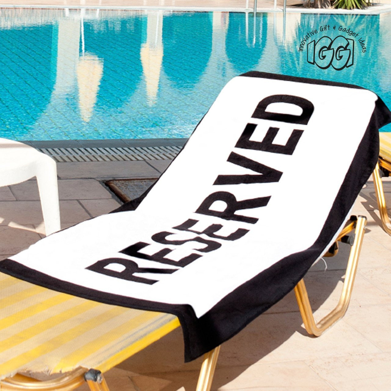RESERVED Beach Towel - OddGifts.com