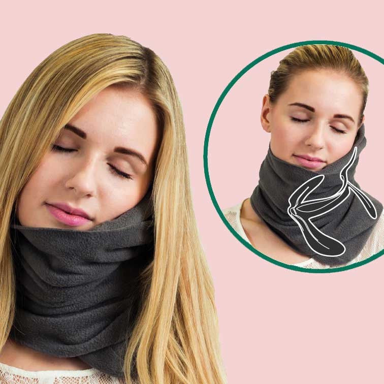 Neck Support Pillow - OddGifts.com