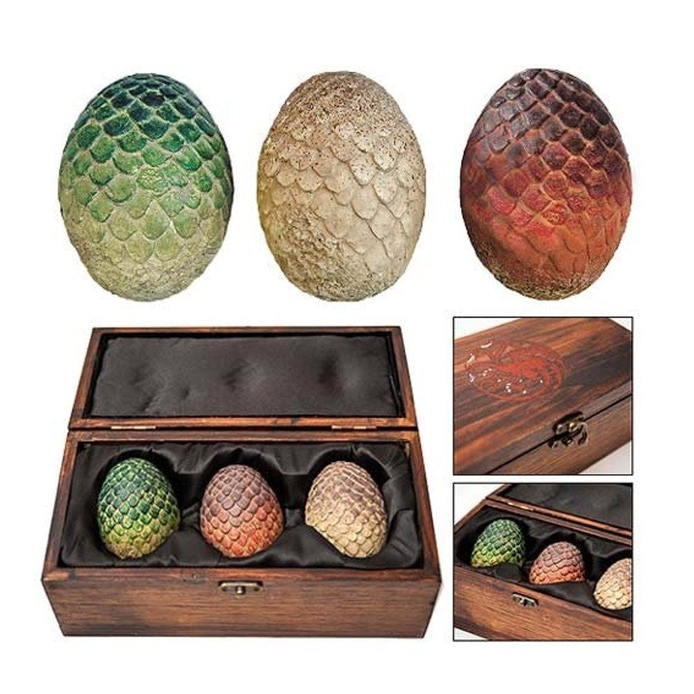 Game of Thrones Dragon Eggs - OddGifts.com