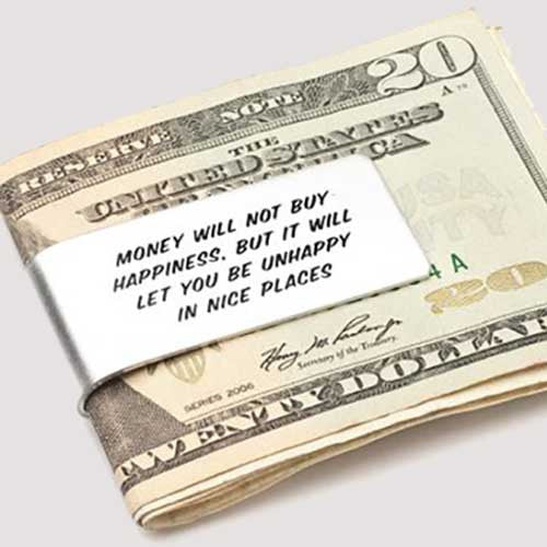 Funny Money Clip - OddGifts.com