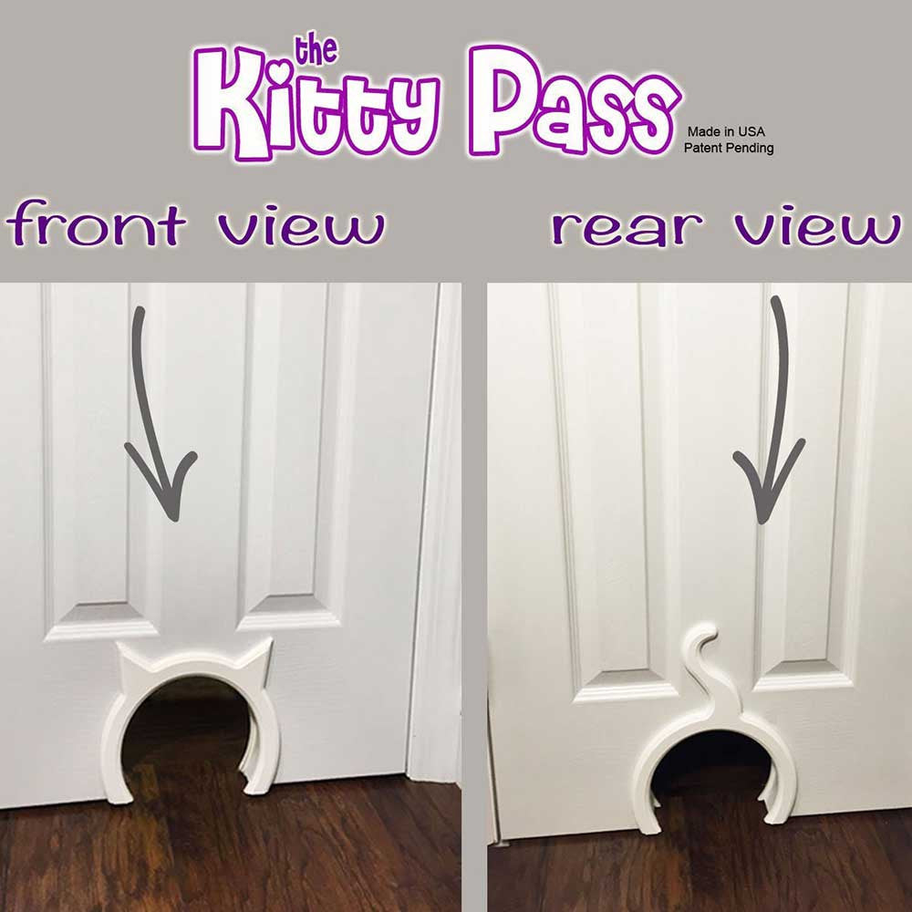 Kitty Pass - OddGifts.com