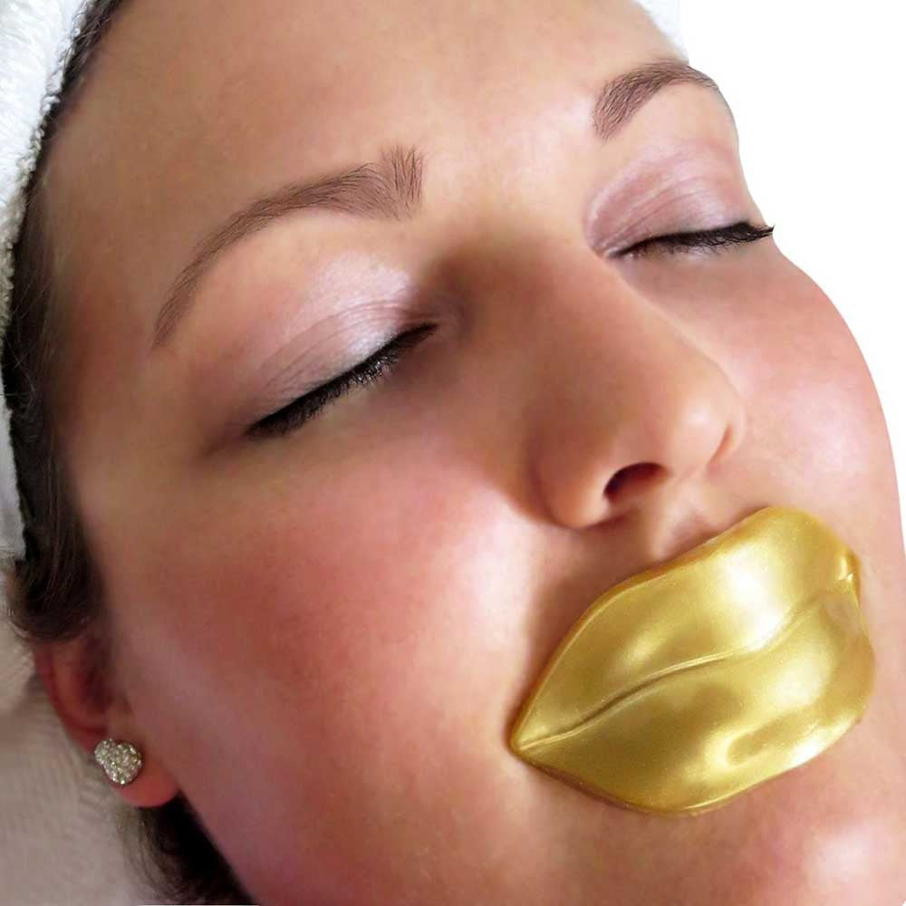24K Gold Lip Plumper - OddGifts.com