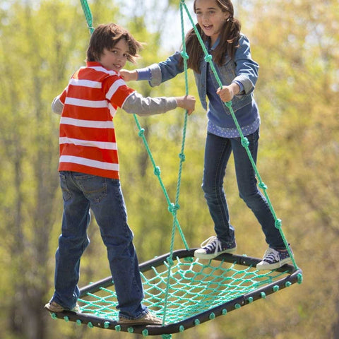 Rope Swing For Kids - OddGifts.com