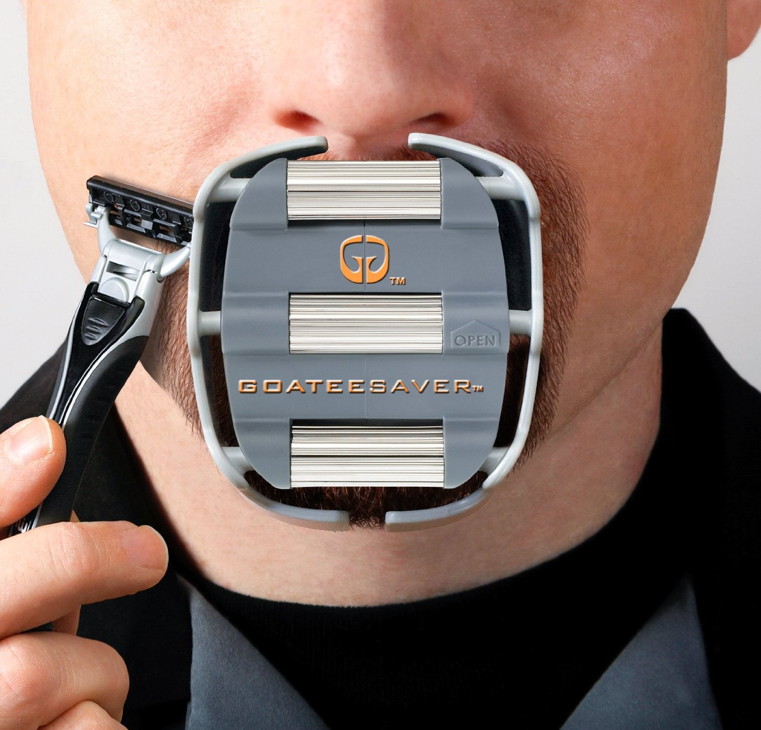 Perfect Goatee Everytime - OddGifts.com