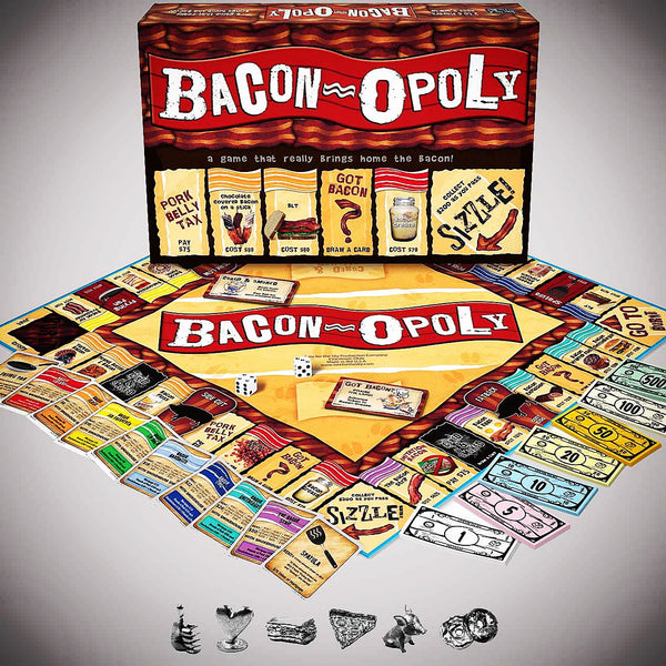Bacon Monopoly
