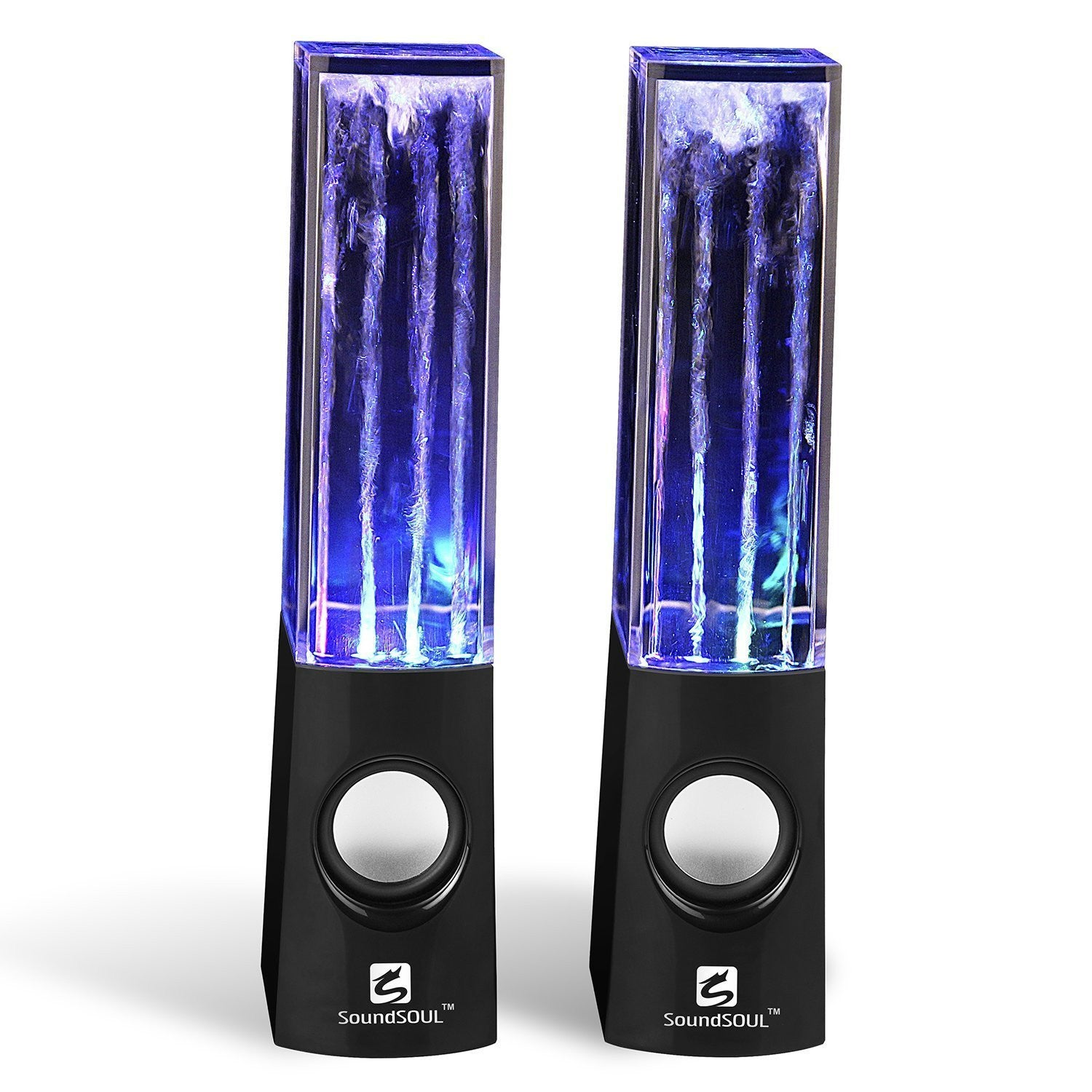 Dancing Fountain Speakers - OddGifts.com