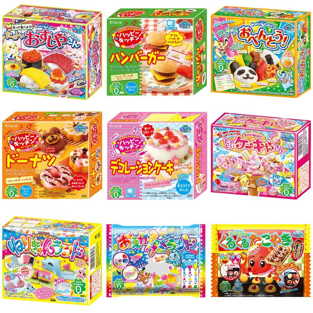 Japanese Candy Kits - OddGifts.com