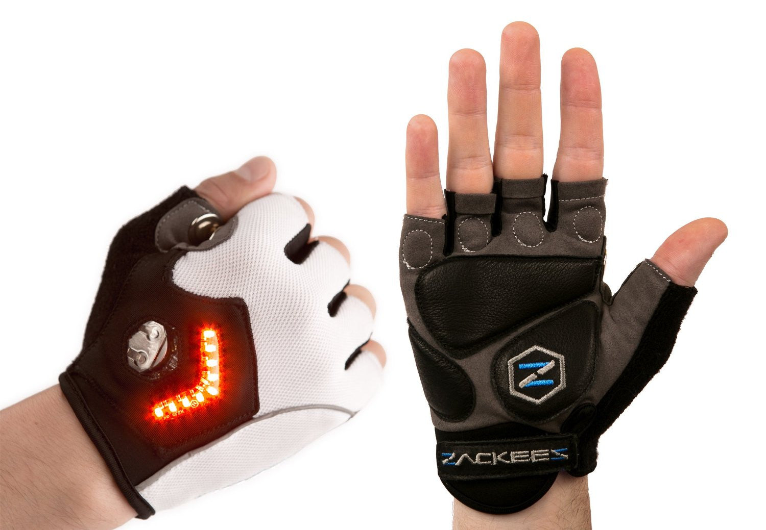 Glove With Turn Signal - OddGifts.com