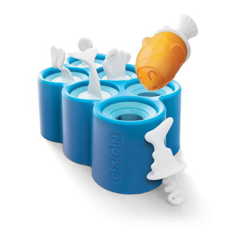 Fish Popsicle Molds - OddGifts.com