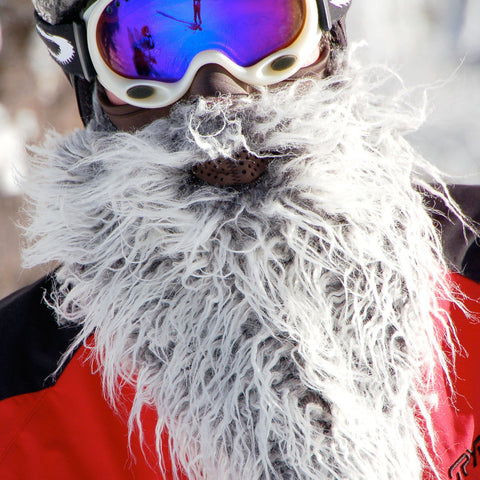 Beard Ski Mask - OddGifts.com