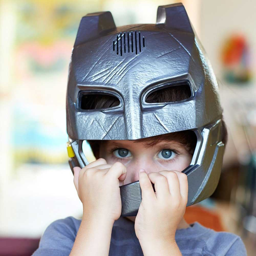Batman Mask With Voice Changer - OddGifts.com