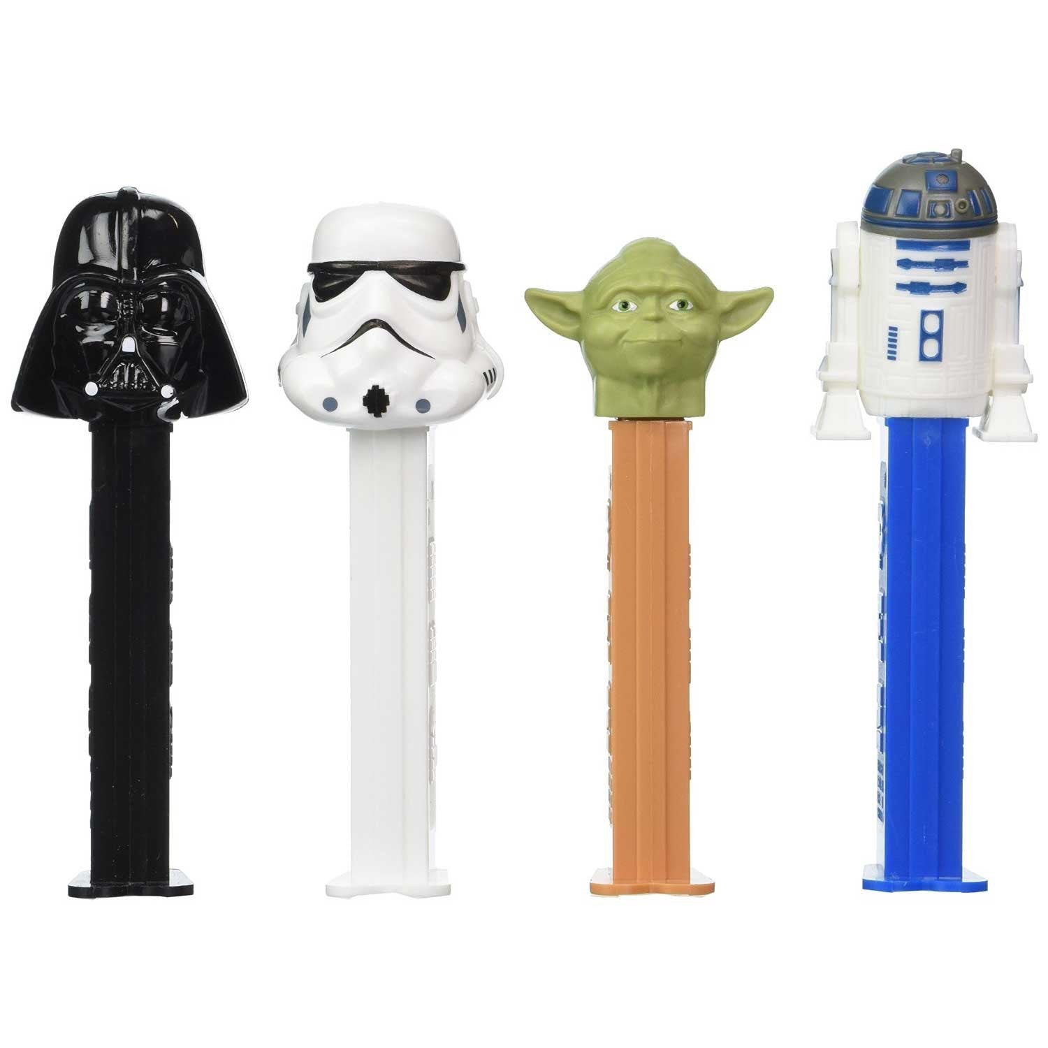 Star Wars Pez Dispensers - OddGifts.com