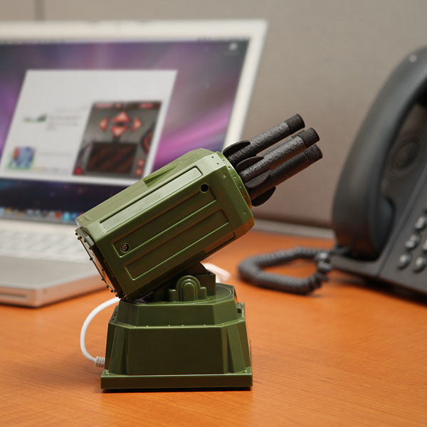 USB Rocket Launcher - OddGifts.com