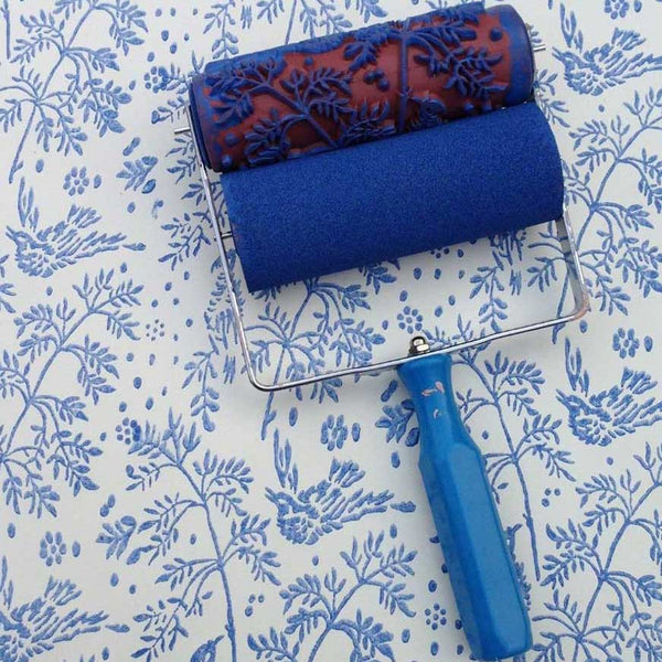 Patterned Paint Roller - OddGifts.com