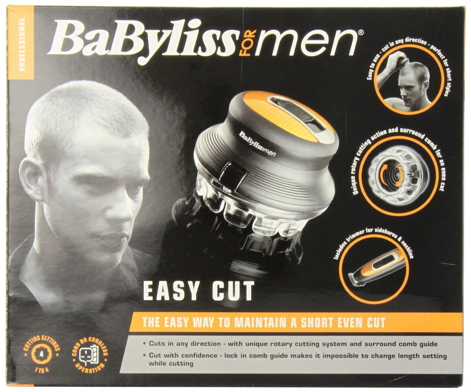 Easy Haircut For Men - OddGifts.com