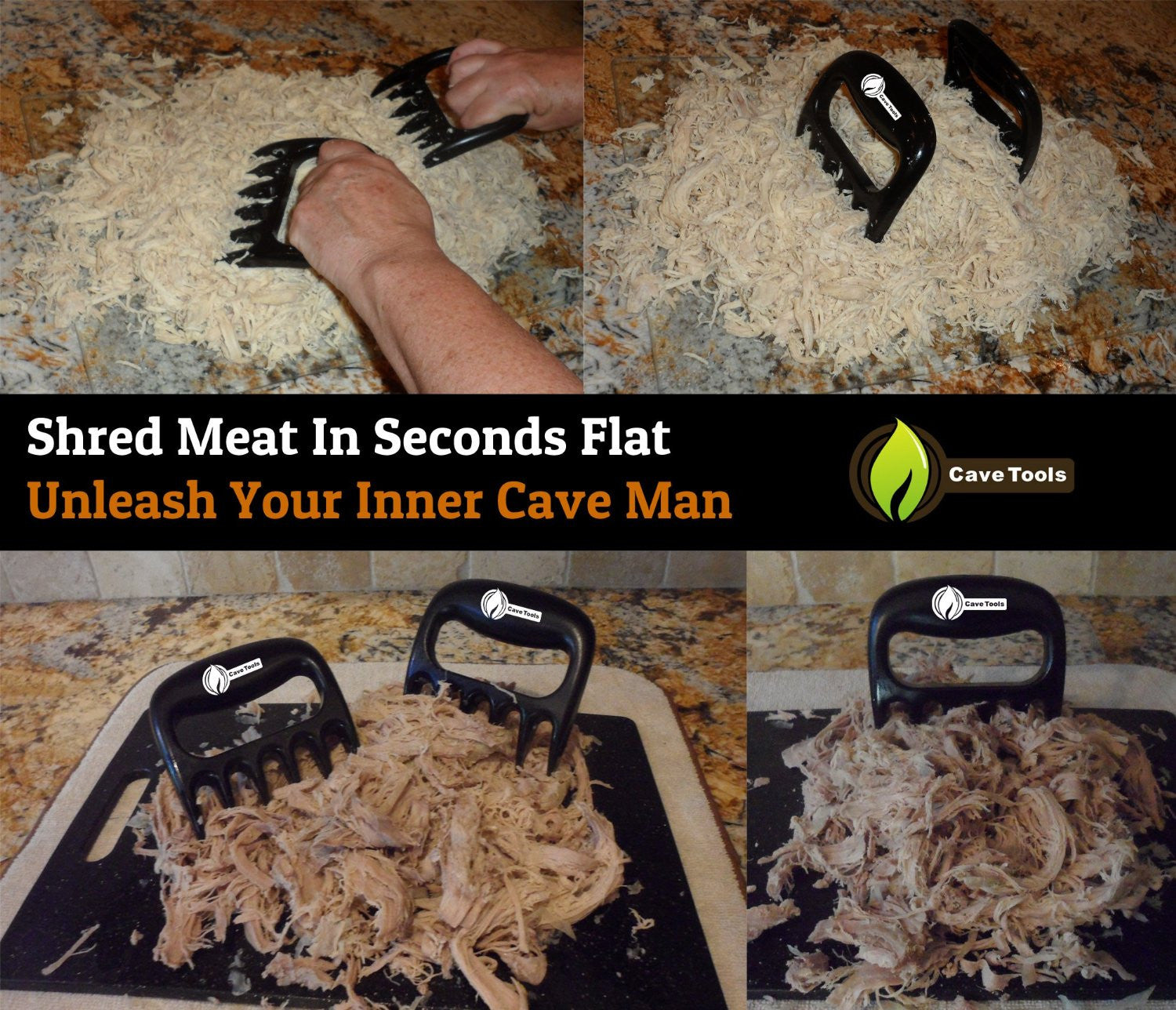 Meat Shredder Claws - OddGifts.com