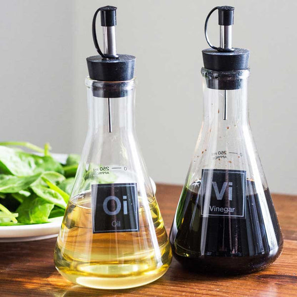 Science Oil & Vinegar Dispenser - OddGifts.com