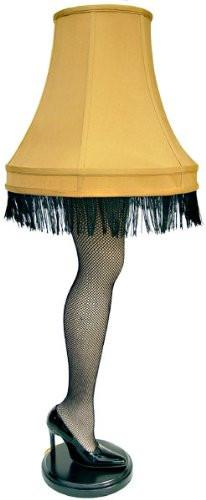 Leg Lamp From The Movie A Christmas Story - oddgifts.com