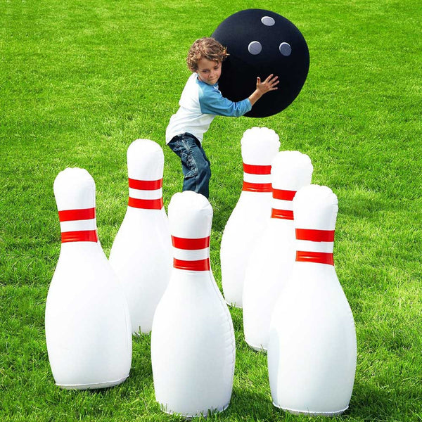 Giant Bowling Pins - OddGifts.com