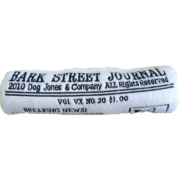 Bark Street Journal Plush Toys - oddgifts.com