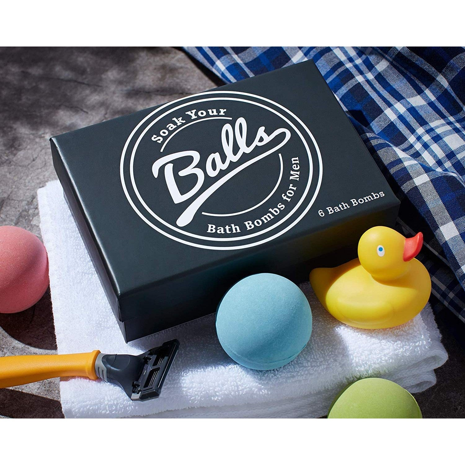 Bath Bombs For Men - oddgifts.com