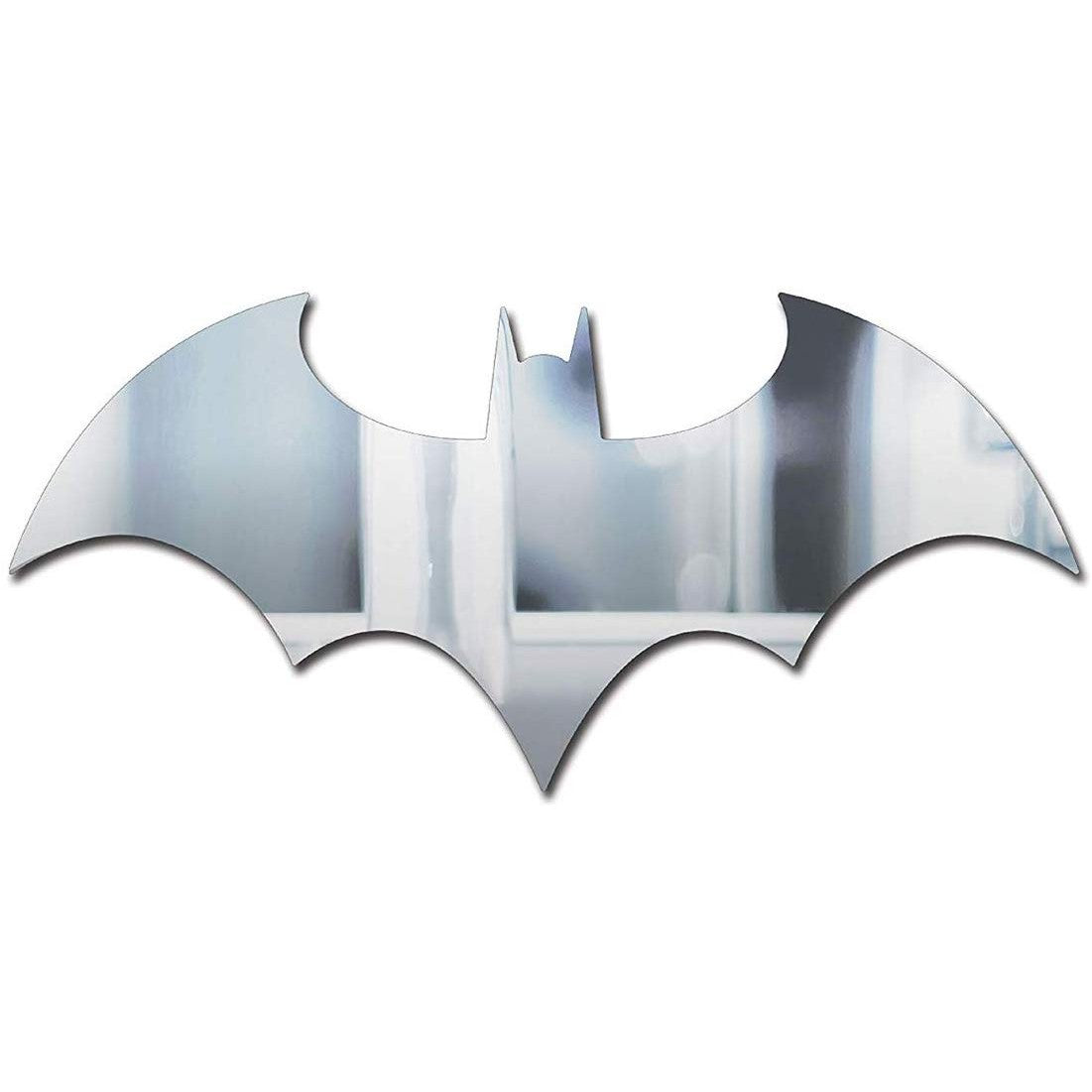 Batman Logo Mirror - oddgifts.com