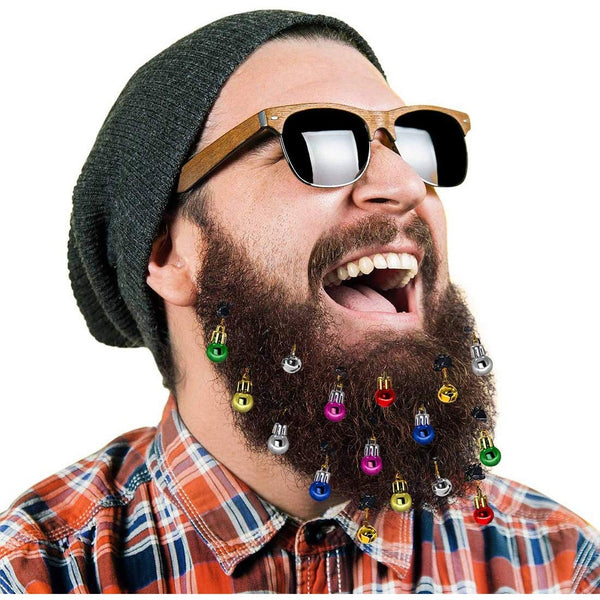 Beard Ornaments - oddgifts.com