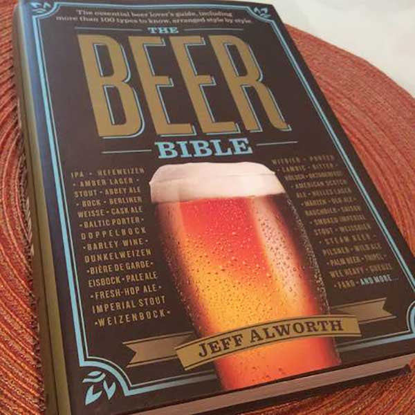 Beer Bible Book - OddGifts.com