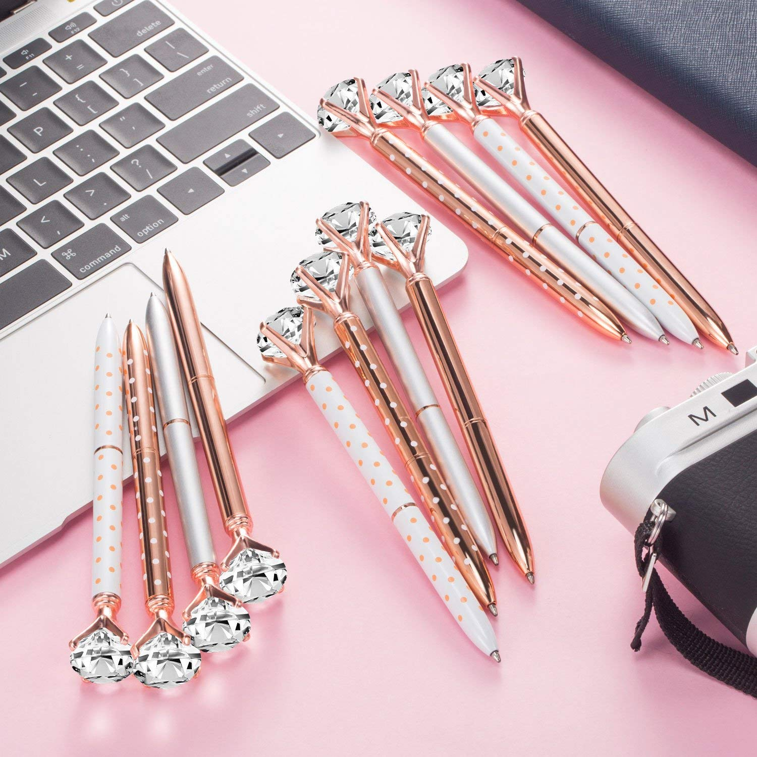 Big Diamond Rhinestone Pens