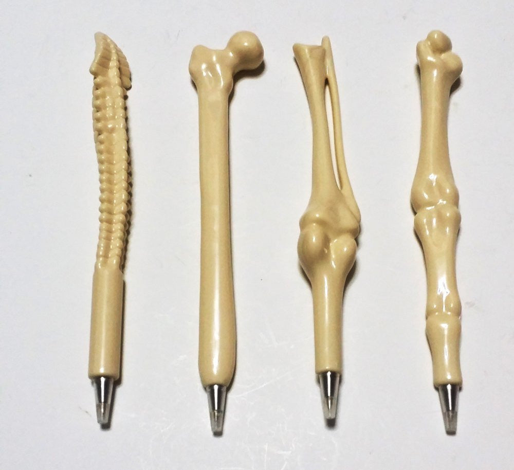 Bone Pens - OddGifts.com