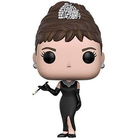 Breakfast At Tiffanys Pop Figurine Doll - oddgifts.com