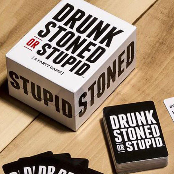 Drunk Stoned & Stupid - OddGifts.com