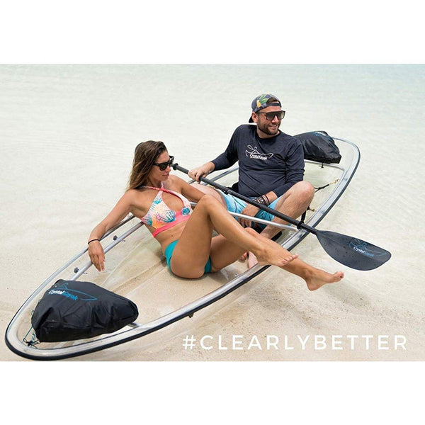 Clear Kayak - oddgifts.com