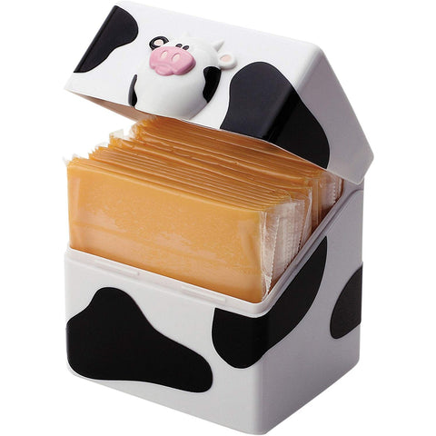 Cow Cheese Slice Holder - oddgifts.com