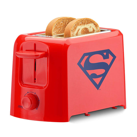 DC Superman 2-Slice Toaster - oddgifts.com