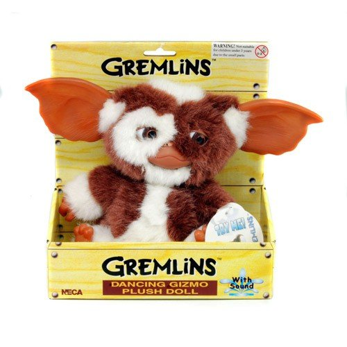 Dancing Gremlins Gizmo Plush Doll - oddgifts.com