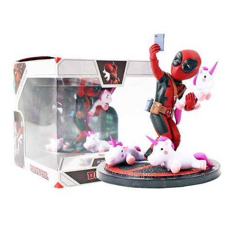 Deadpool Unicorn Selfie - oddgifts.com