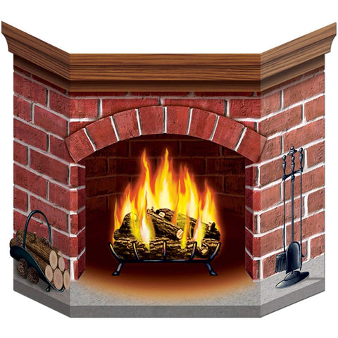 Decorative Fireplace - oddgifts.com