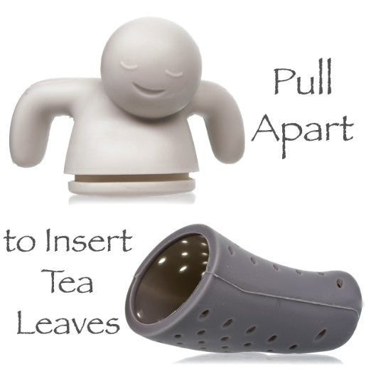 Dipping Man Tea Infuser - OddGifts.com