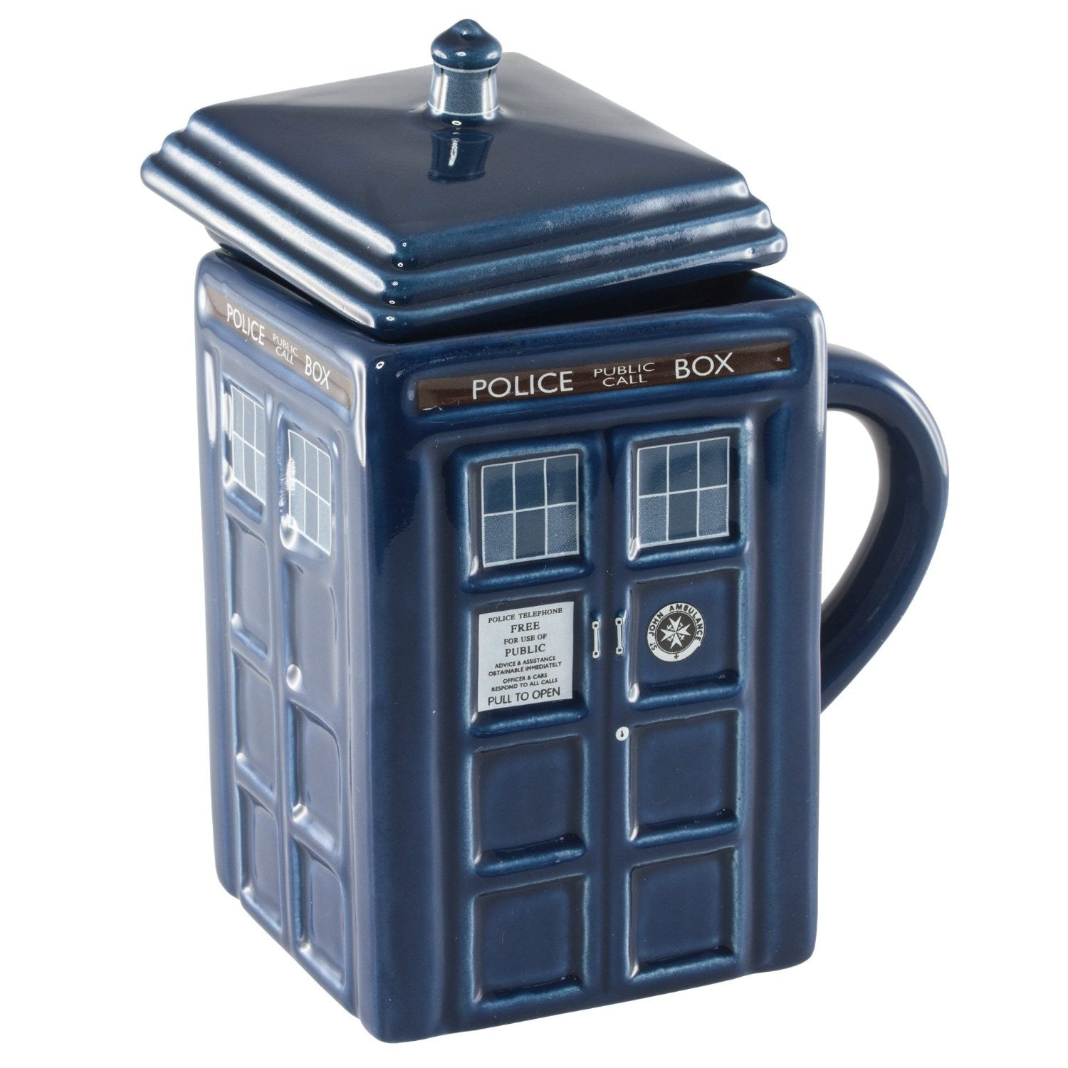 Doctor Who Mug - OddGifts.com