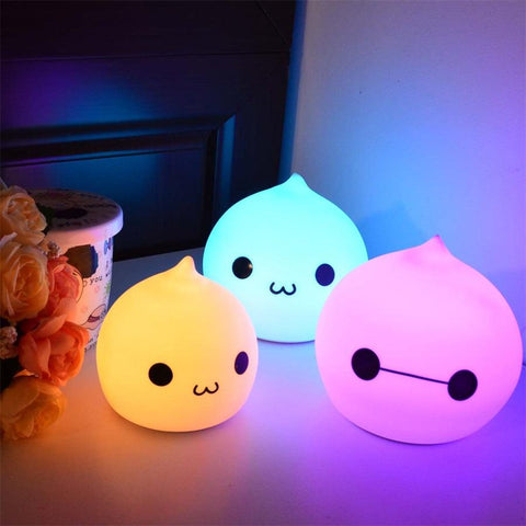 Dumpling Night Lights
