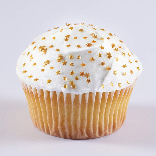 Edible Gold Stars Glitter - oddgifts.com