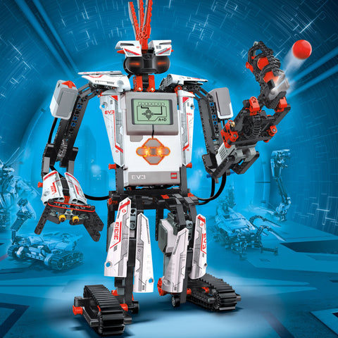 Build Working Lego Robots - OddGifts.com