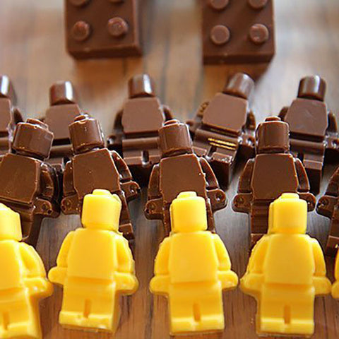 Lego Candy Molds - OddGifts.com