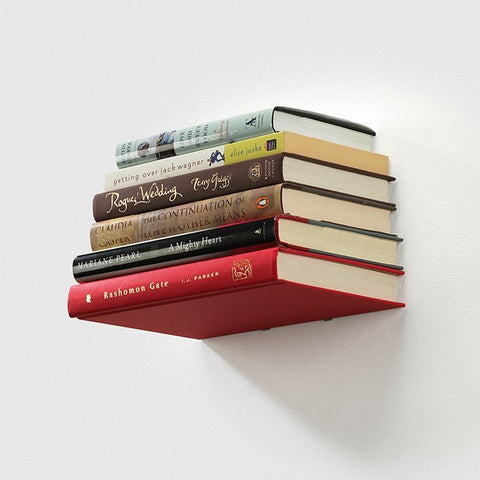 Floating Bookshelf - oddgifts.com